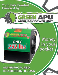 Green Apu Auxilary Power Unit